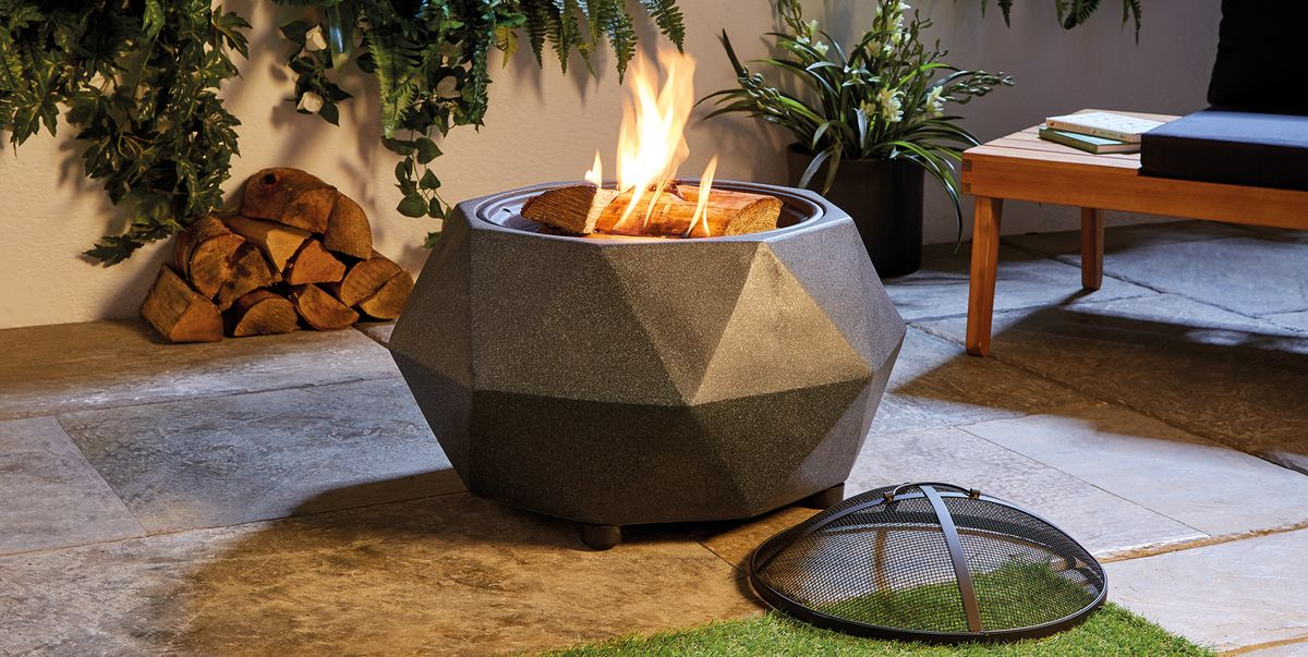 50 Aldi Fire Pit Doubles As Bbq For Sale Aldi Bbq