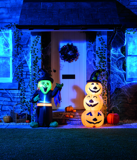 aldi's halloween homeware range