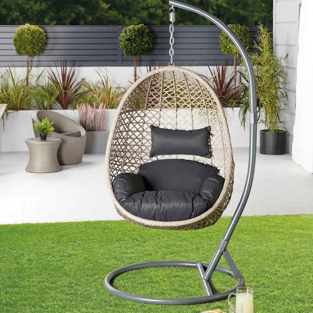 Aldi's bargain hanging egg chair is back!