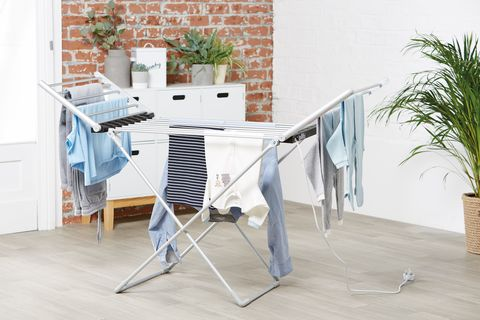 aldi brings back its heated clothes airer as part of their weekly special buys
