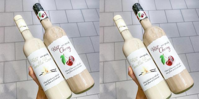 aldi specialty wine vanilla bean and cherry