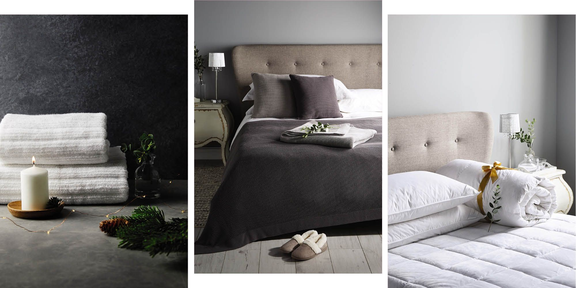 Can we talk about Aldi's The White Company-inspired bed linen?