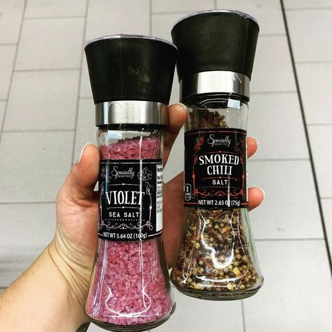 aldi violet sea salt