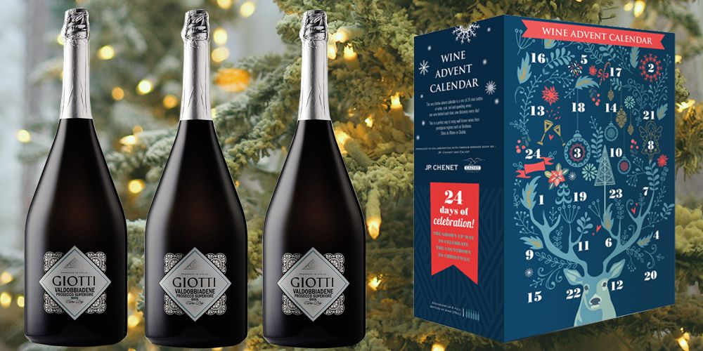 Here's when Aldi's wine advent calendar and giant bottle of Prosecco will go on sale