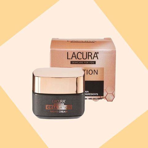 Aldi Lacura new cell renewal skincare range