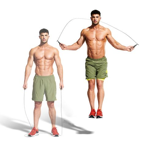 standing, muscle, rope, arm, shoulder, barechested, abdomen, joint, leg, human leg,