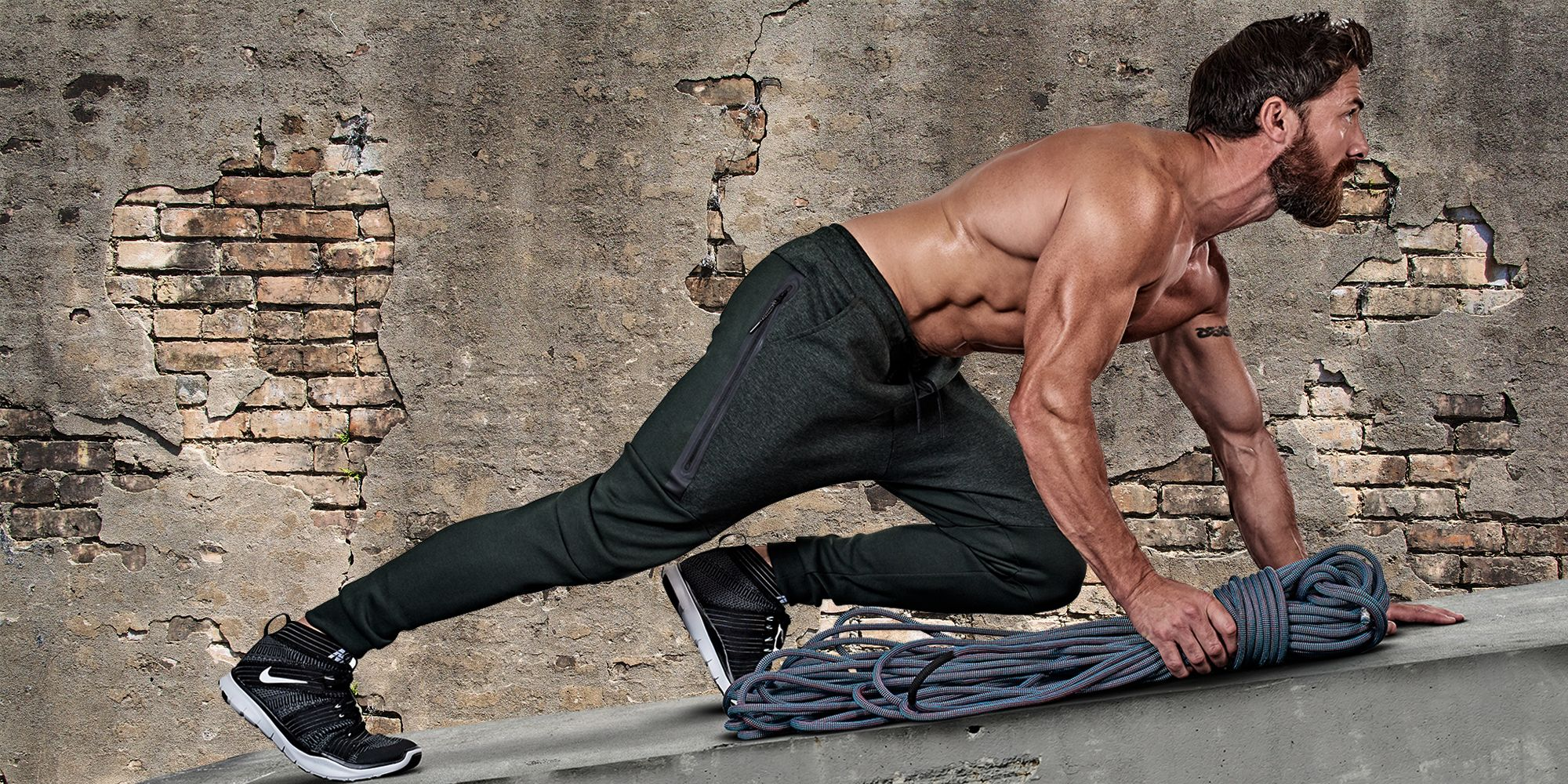 The Military-Grade Bodyweight Workout That You Can Do At Home