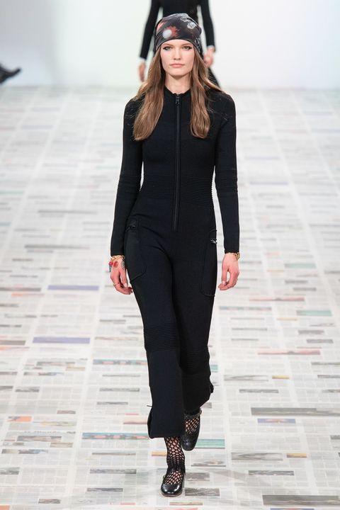 Alle looks van de Dior Herfst/Winter 2020 show.