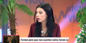 Alejandra Rubio en Viva la vida