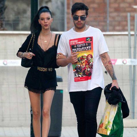 Alejandra Rubio y su novio,Álvaro Lobo, ya viven juntos en el centro de Madrid