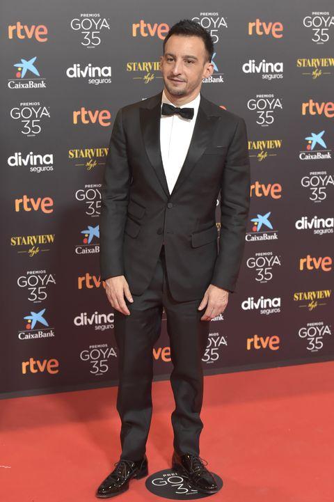 goya cinema awards 2021   red carpet