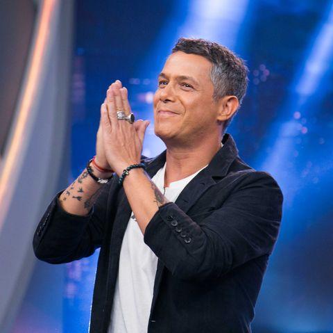 Alejandro Sanz se emociona en 'El Hormiguero'