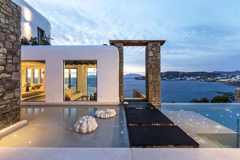 The villa Aleomandra