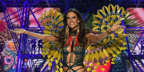 19623c6d16 This Will Be Alessandra Ambrosio s Last Victoria s Secret Fashion ...