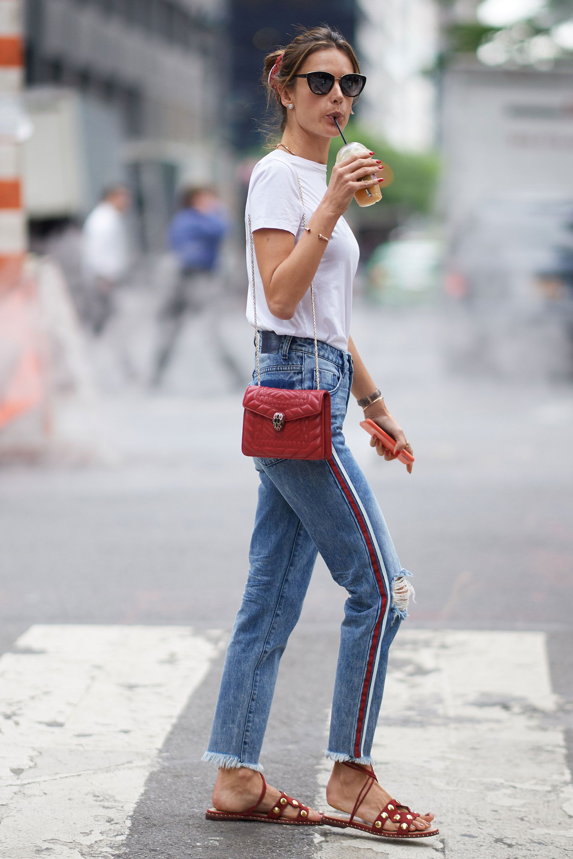 celebrity summer street style summer dressing inspiration