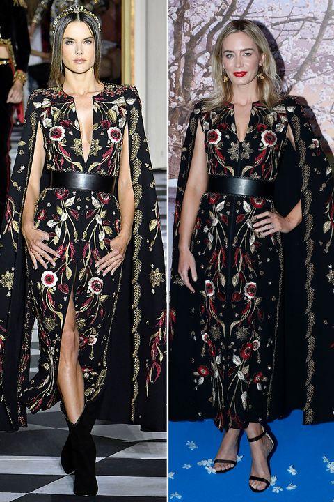 Una vez más, nuestras famosas se empeñan en repetir modelito luciendo la misma prenda. ¿A quién le queda mejor?