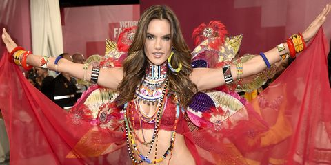 43345c141c Alessandra Ambrosio Reportedly Won t Walk in Another Victoria s Secret  Fashion Show