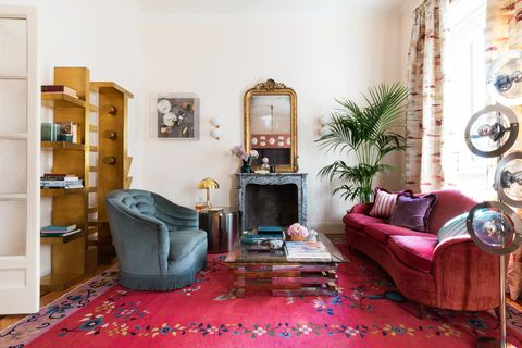 ted milano designed pink home in milan