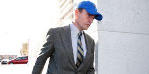 Alessandro Lequio en el juicio contra Olvido Hormigos