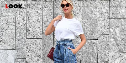 Alessia Marcuzzi look: il vestito corto indossato all'Isola è tendenza sexy del 2019