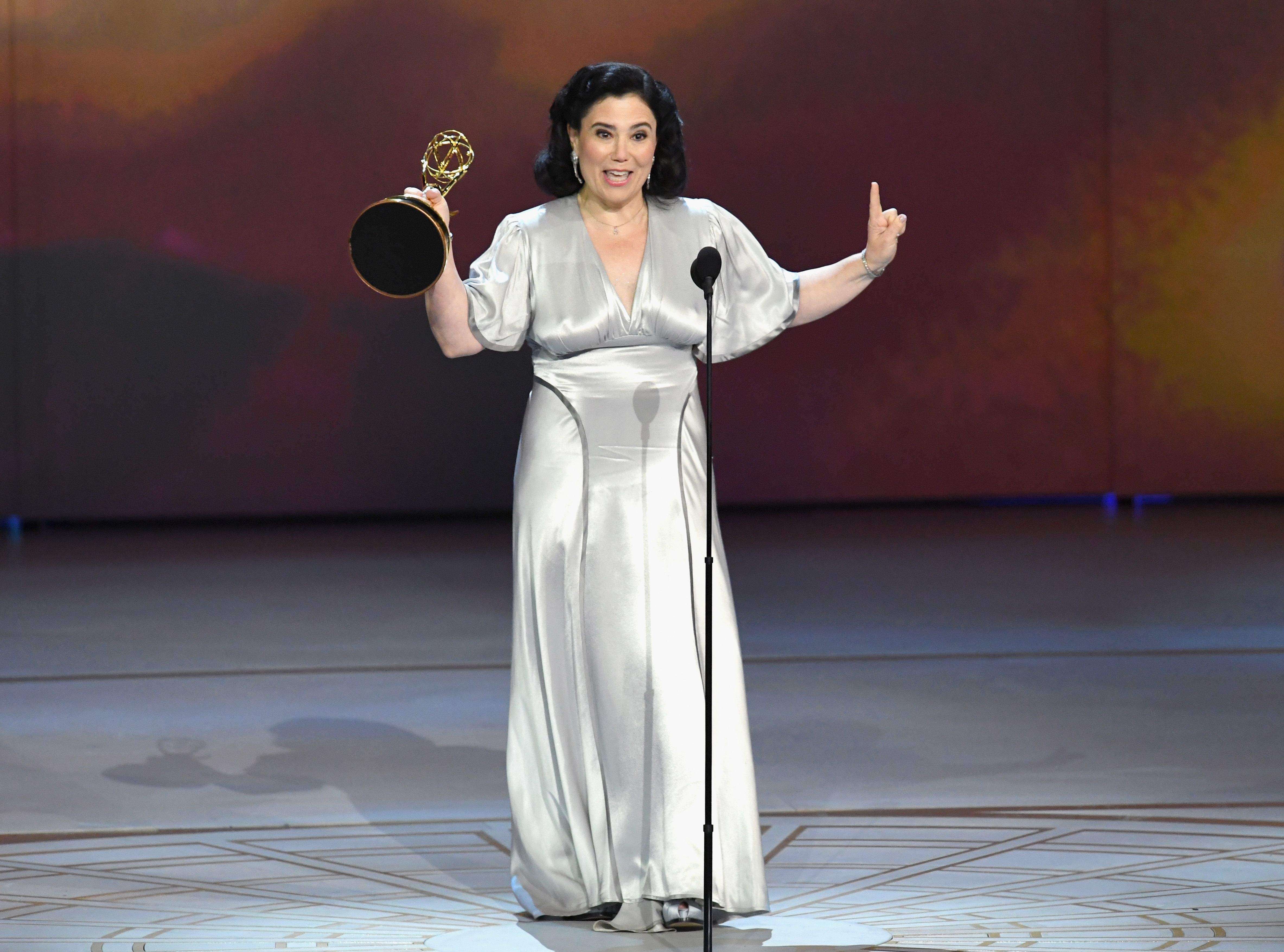 Thank you (for all the Emmys) and goodnight!