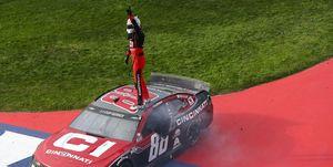 NASCAR Cup Series Auto Club 400