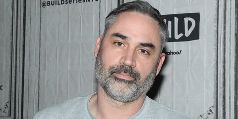 """new york, new york   march 11 filmmaker alex garland attends the build series to discuss """"devs"""" at build studio on march 11, 2020 in new york city photo by jim spellmangetty images"""