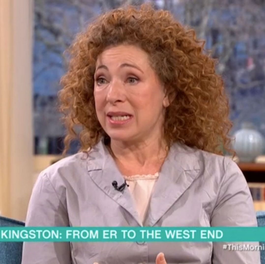 """Doctor Who's Alex Kingston admits she was originally """"conflicted"""" about Jodie Whittaker casting"""