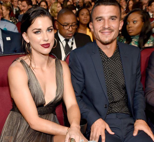 who is alex morgans husband servando carrasco meet the us world cup soccer stars partner