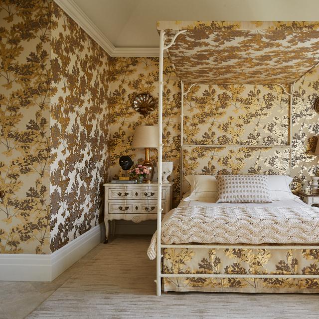 alex papachristidis hamptons guest bedroom