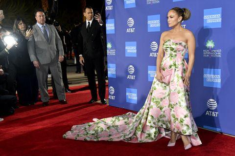 31st Annual Palm Springs International Film Festival Film Awards Gala - Arrivals