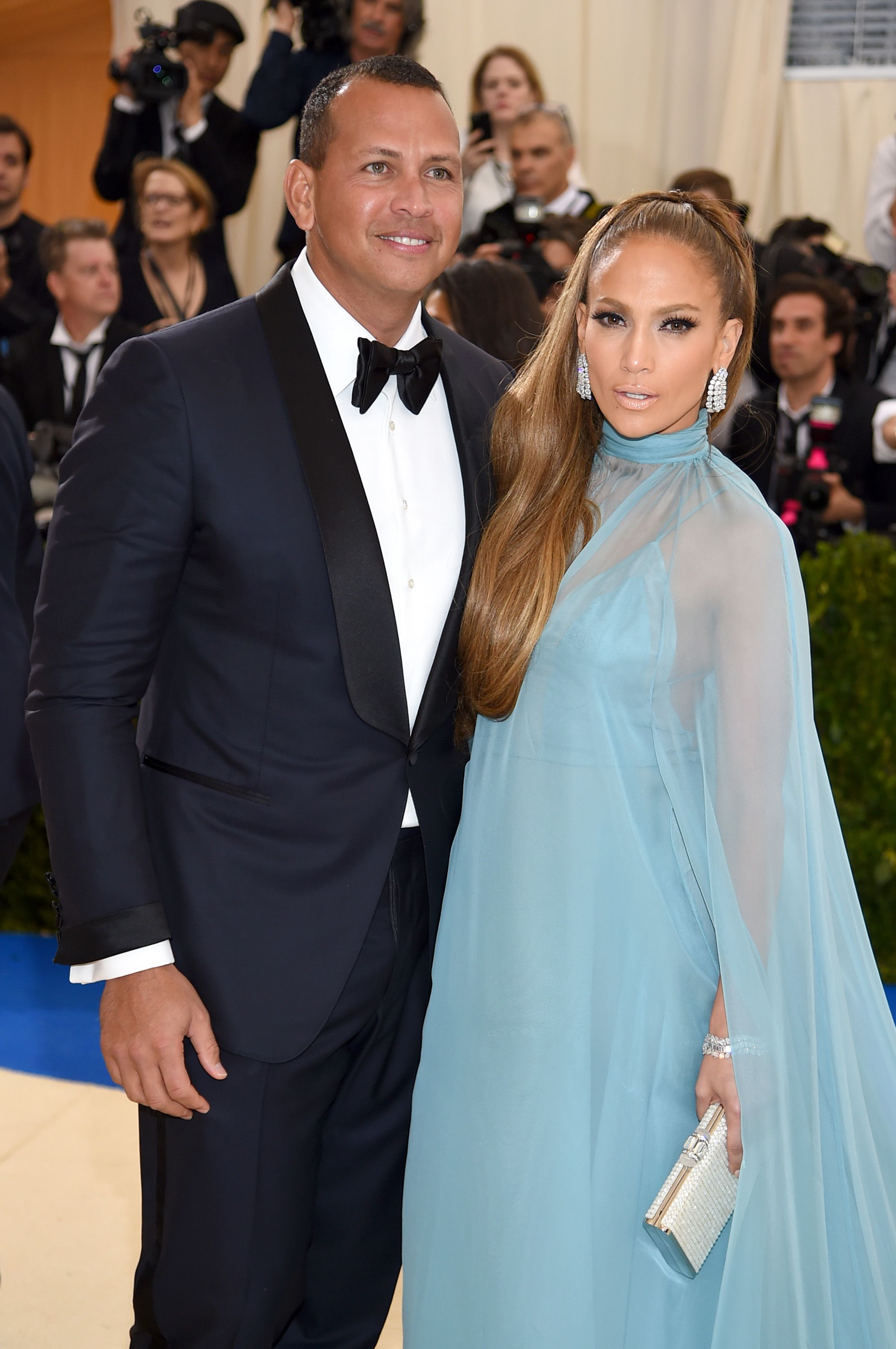 Jennifer Lopez and Alex Rodriguez Had a Double Date With Meghan Markle and Prince Harry