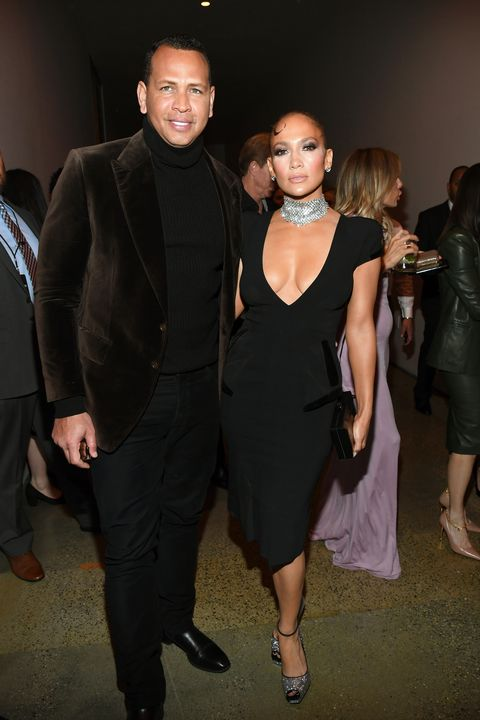 Tom Ford AW20 Show - Cocktail Reception