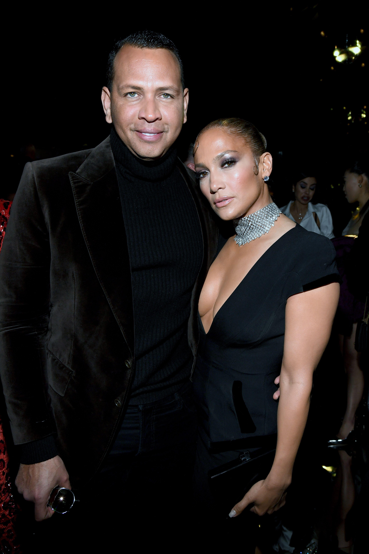 See the Nostalgic Way Jennifer Lopez and Alex Rodriguez Celebrated Valentine's Day