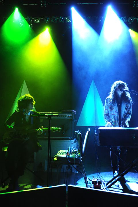Beach House Perform At Shepherds Bush Empire In London