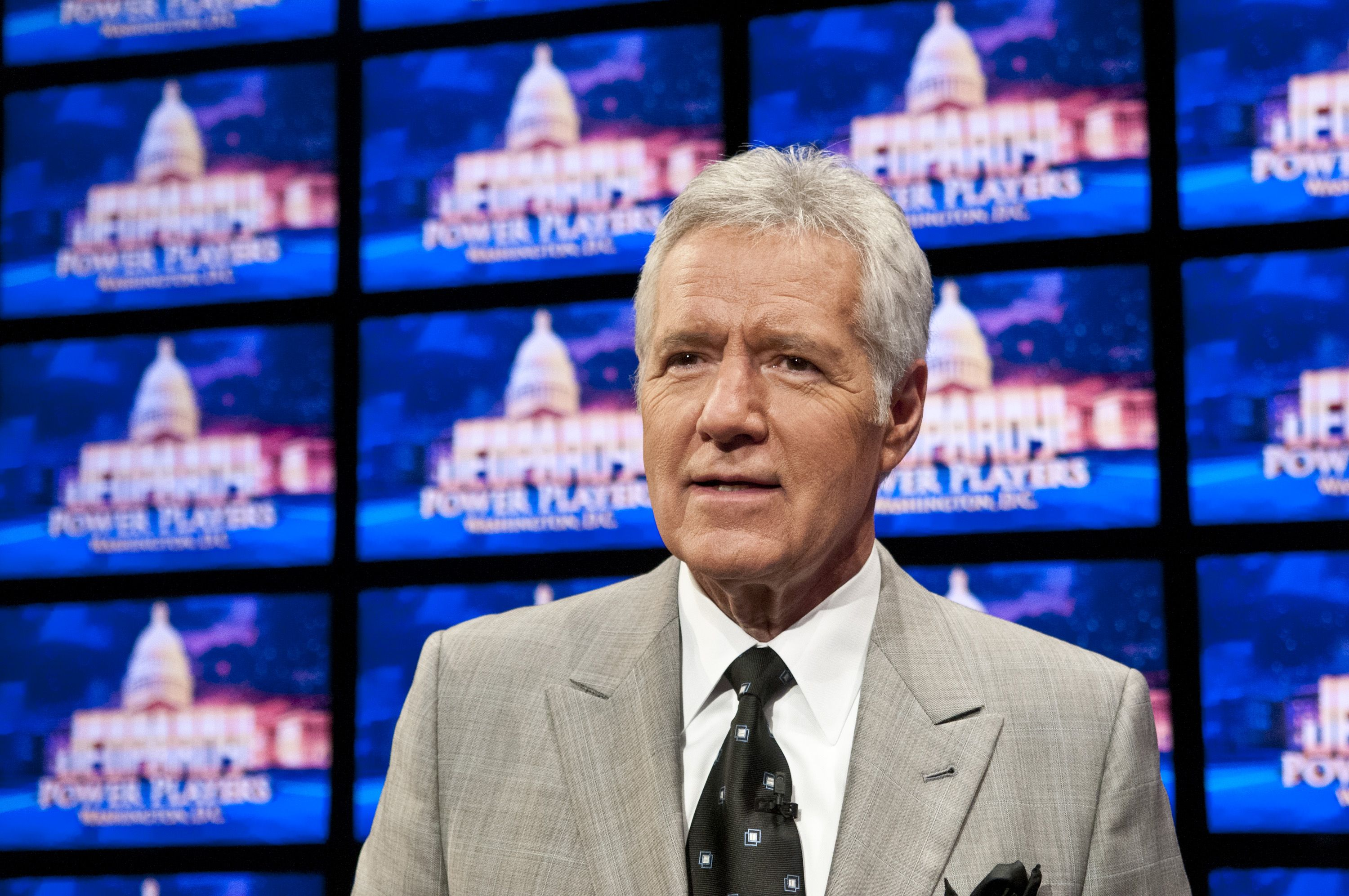 Alex Trebek Thinks a Woman Will Be Jeopardy Replacement to Be When He Retires