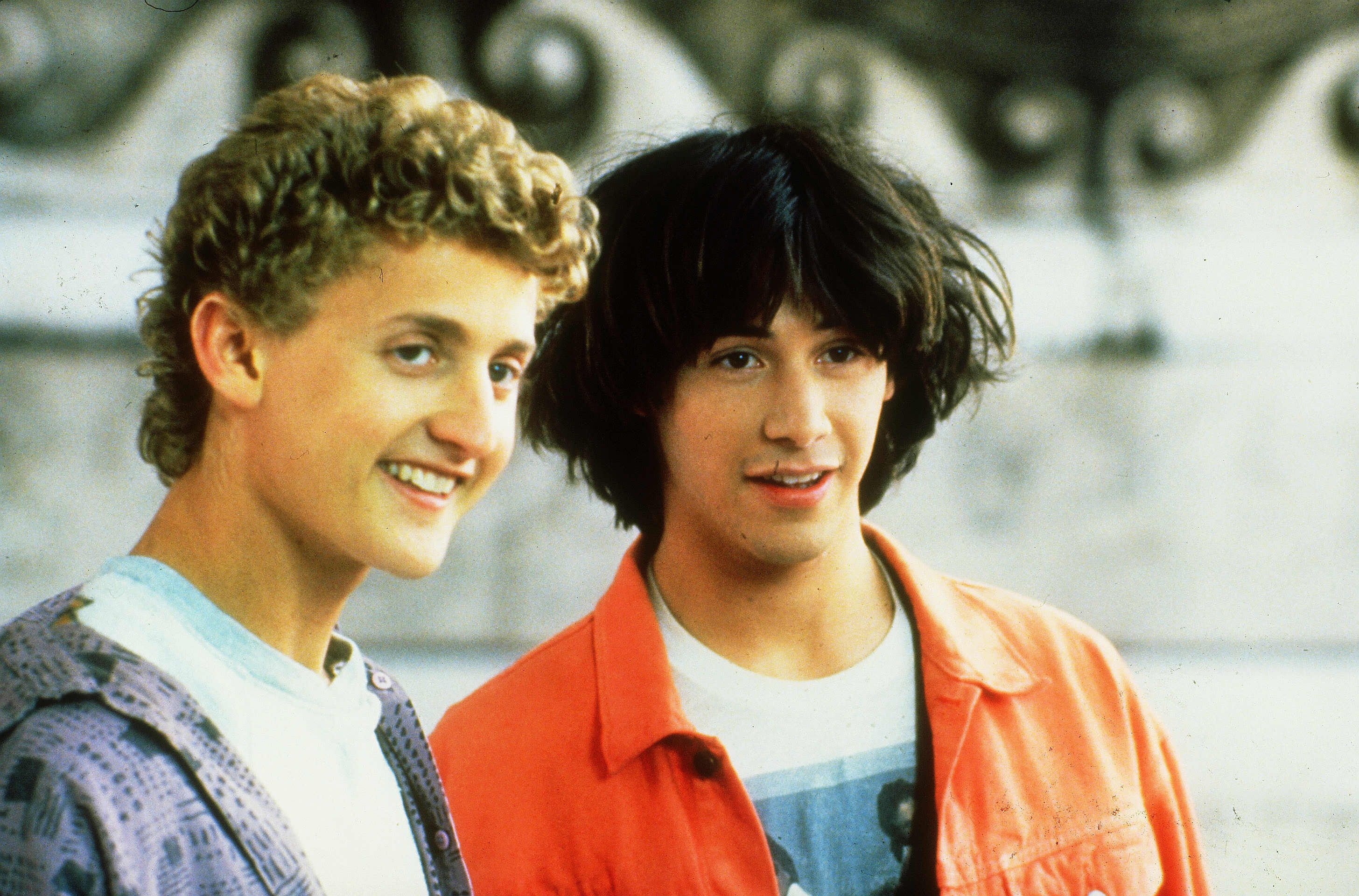 Bill & Ted 3 unveils first-look at return of classic character