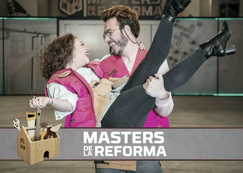 Alex y Naomi en Masters de la Reforma