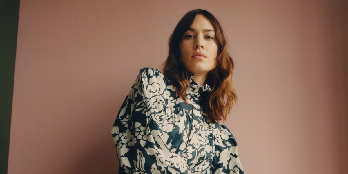 a9a5a9fc7a20 Alexa Chung introduces the literary icons inspiring her spring wardrobe