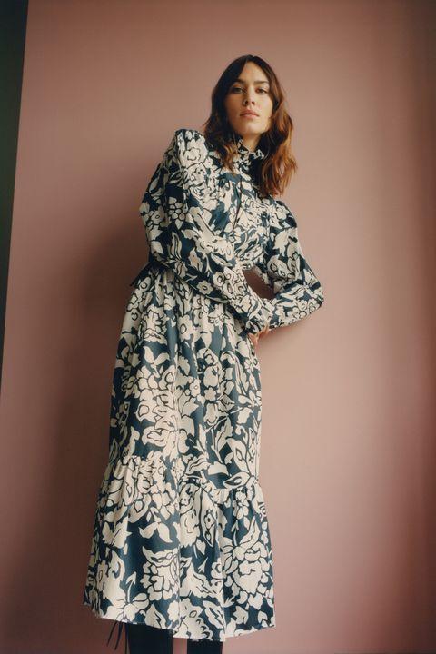 84e23c617dec Alexa Chung introduces the literary icons inspiring her spring wardrobe