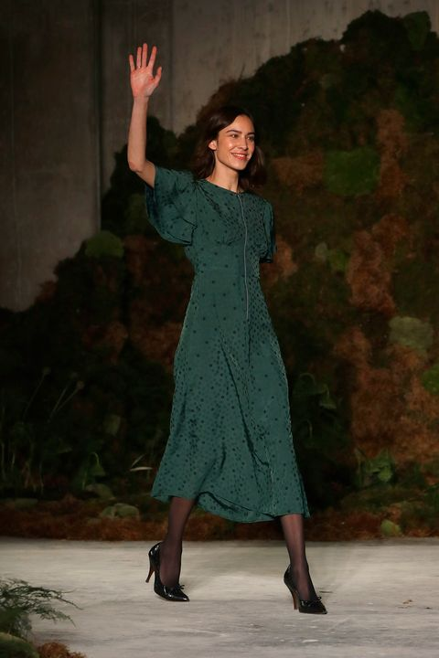 3618cf91c2d8 Alexa Chung is inspired by feminism and escapism for her second on ...