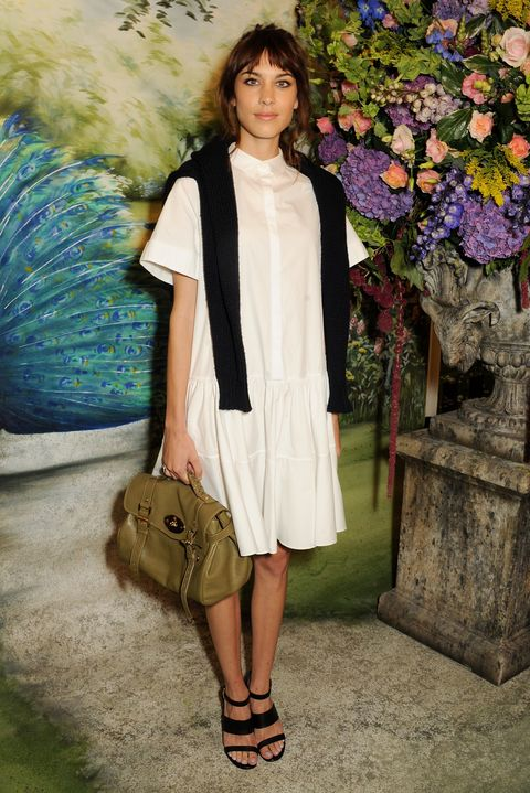 mulberry   arrivals london fashion week ss14