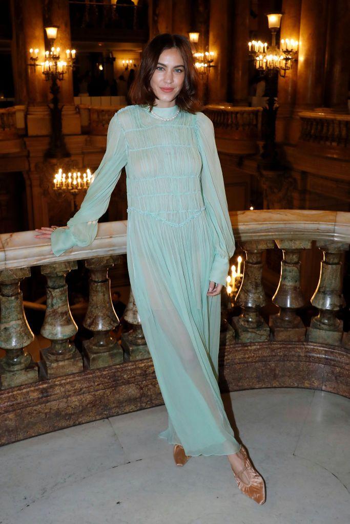 Stella McCartney : Front Row- Paris Fashion Week Womenswear Fall/Winter 2019/2020