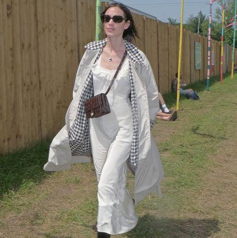 f9a76ac9f7 Alexa Chung's Chylak Bag From Glastonbury Has A Waiting List