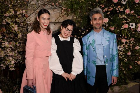 Netflix and Net-A-Porter x Next In Fashion Launch Event
