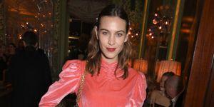 alexa-chung-eerste-modeshow-london-fashion-week