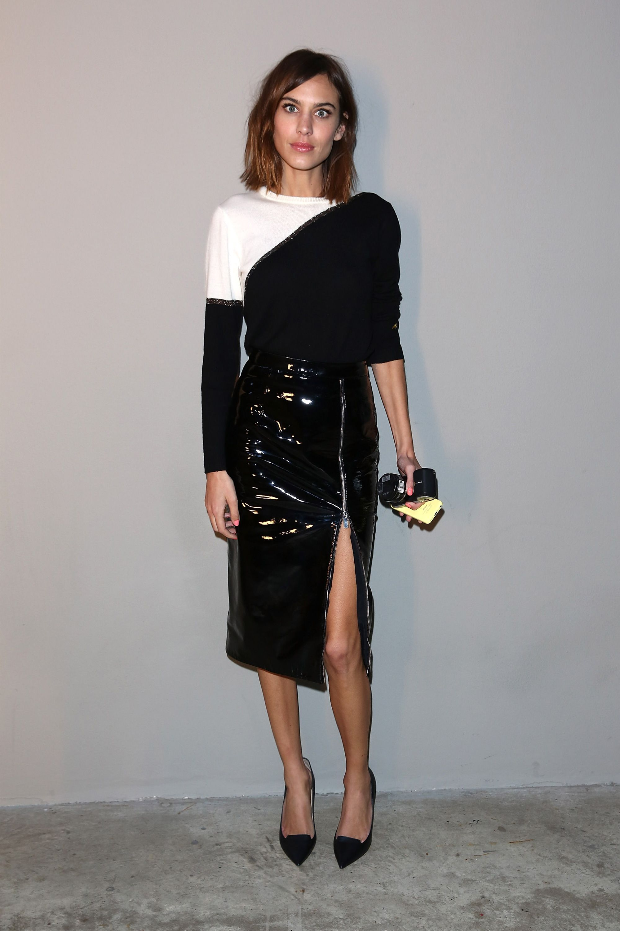 df0da16771 How to style your pencil skirt now  10 new ideas