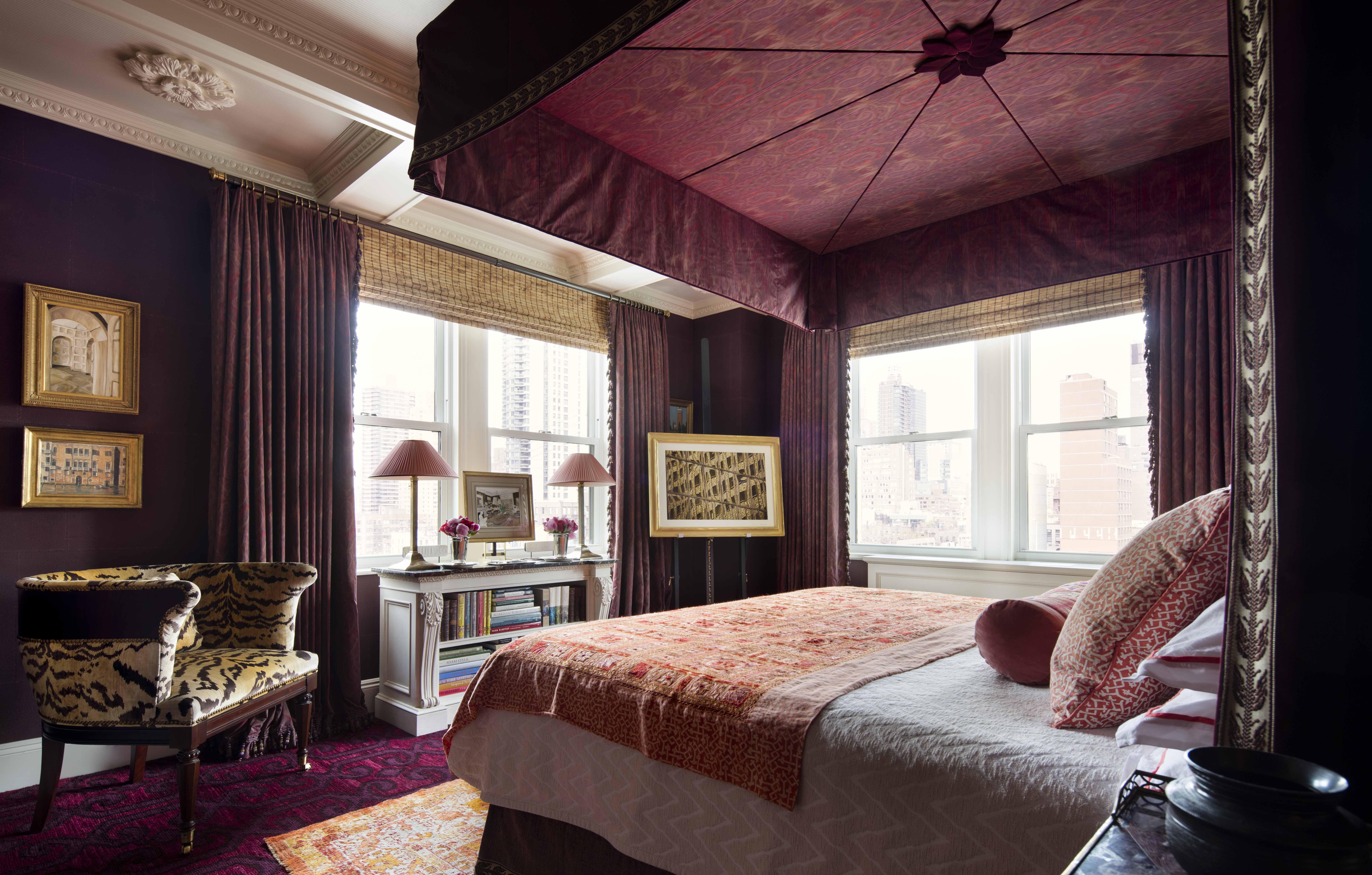 Superieur Purple Bedroom Ideas