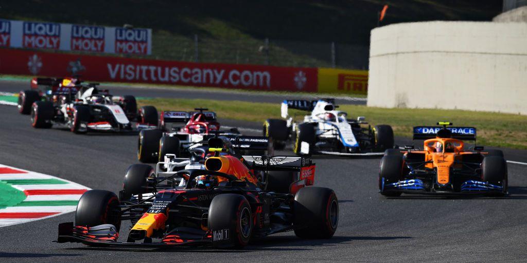 Mugello a Long Shot to Make 2021 F1 Schedule