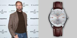 alexander skarsgard breitling watch